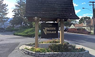 Pacific Village, 1