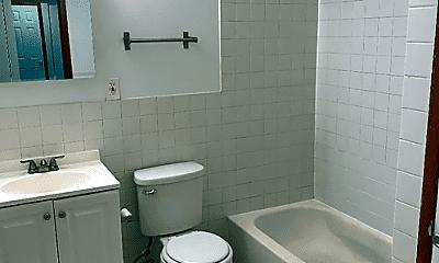 Bathroom, 625 East 18th Street, 2