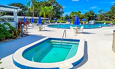 Pool, 8405 112th St N 206, 2