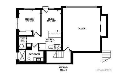 Ohana floor plan except garage.jpg, 3406  Loulu St., 1