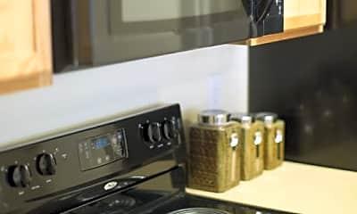 Kitchen, Avalon Apartments, 2