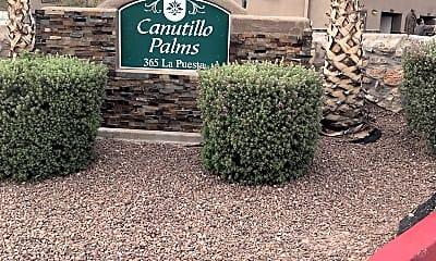 Canutillo Palms Apartments, 1