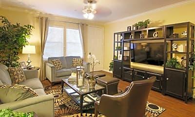 Living Room, Rosina Vista, 1