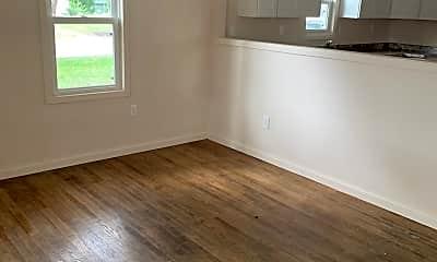 Living Room, 1308 N Harris Ave, 1