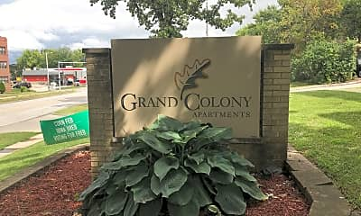 Grand Colony Apartments, 1