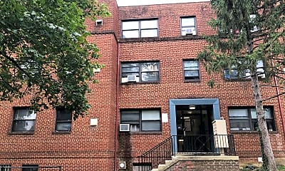 Blair apartments, 2