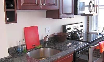 Kitchen, 34 Clark St, 1