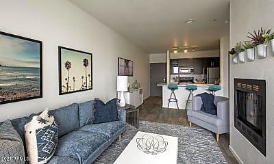 Living Room, 1001 E Playa Del Norte Dr 2228, 0