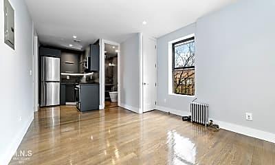 Living Room, 244 E 117th St 4-B, 1