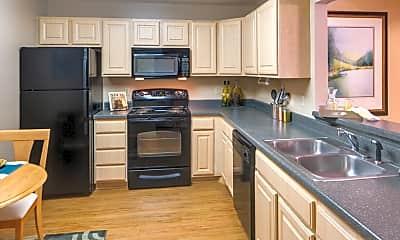 Kitchen, Stonehill Apartments, 0