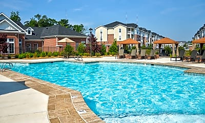 Pool, Clairmont at Jolliff Landing, 0