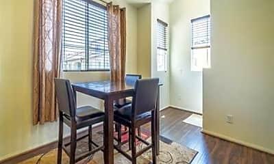 Dining Room, 1450 Santa Diana Rd, 1