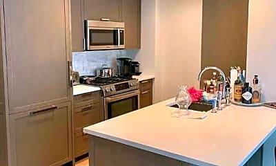 Kitchen, 261 Hudson St, 1