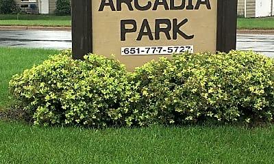 Arcadia Park Apts, 1