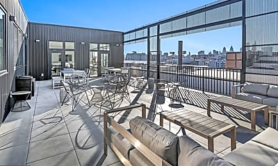Patio / Deck, 973 Frankford Ave 203, 1