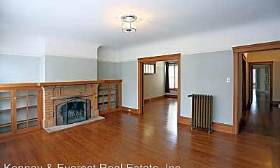 Living Room, 3125 Scott St, 1