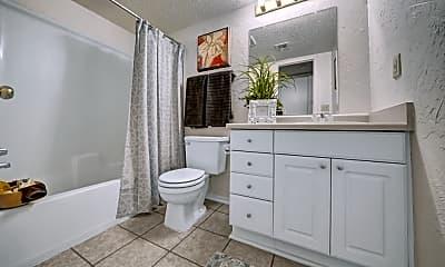 Bathroom, Brookwood Village, 1