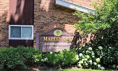 Community Signage, 720 Maple Ave M, 0