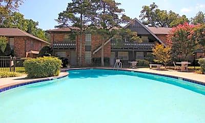 Pool, Marella Townhomes, 0