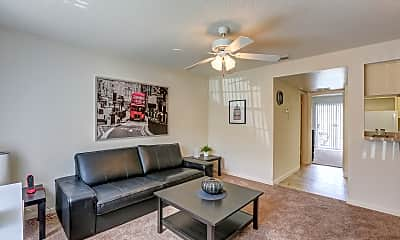 Living Room, Townsgate, 1