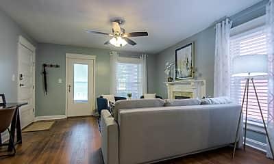 Living Room, 2541 Cherry St, 1