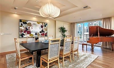 Dining Room, 500 Brickell Key Dr PH, 0