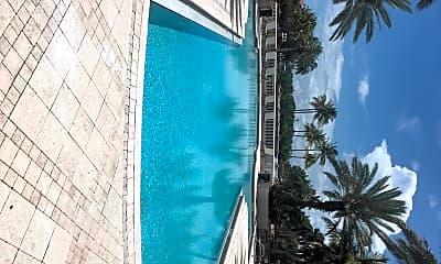 Pool, 3021 Alcazar Pl 207, 0