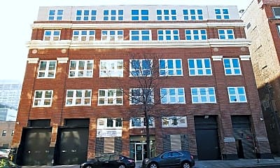 Building, 21st Street Lofts, 1