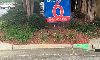 Studio 6 Extended Stay, 1