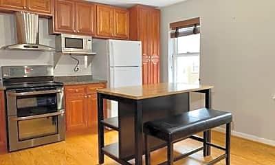 Kitchen, 1423 William St, 1