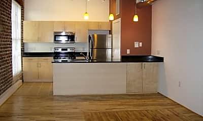 Kitchen, Lofts On Market, 0