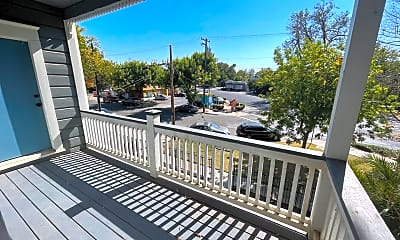 Patio / Deck, 3623 4th Ave, 2