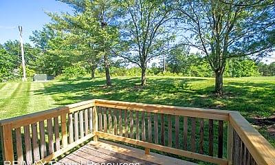 Patio / Deck, 2209-2211 High Oaks Ct, 2