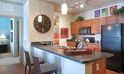 Kitchen, Andros Isles Luxury Apartments, 1