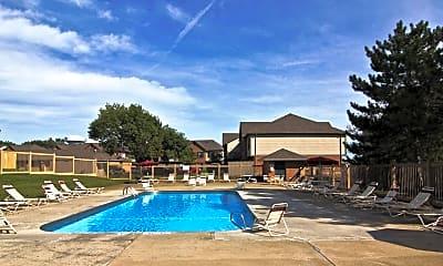 Pool, Rosebrook Village, 1