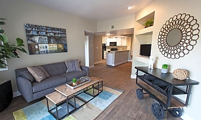 Living Room, The Fairways, 0