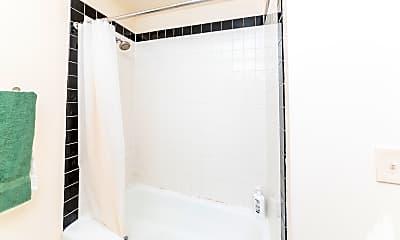 Bathroom, 1301 North Hoyne Avenue 1R, 2