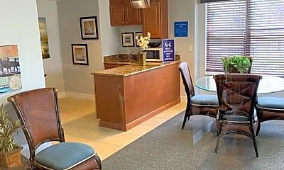 Living Room, 2071 S Atlantic Ave 102, 2