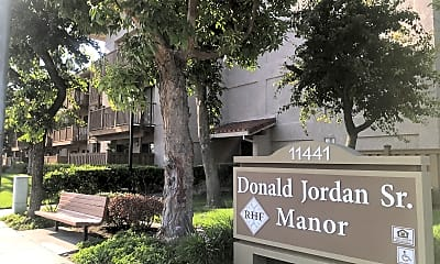 Jordan Manor, 0