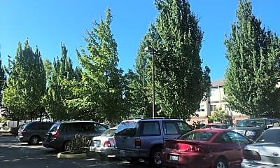 Auburn Court Apartments I, 2
