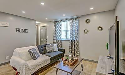 Living Room, Jubilee Estates, 1