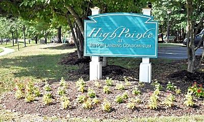 Community Signage, 15604 Weathervane Terrace, 2