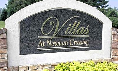 Community Signage, Villas At Newnan Crossing, 1