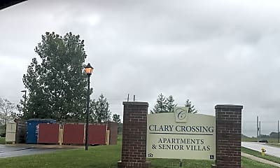 Clary Crossing Apartments, 1