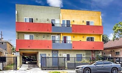 Building, 238 E Vernon Ave, 0