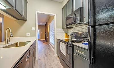 Kitchen, Oakwood Creek Condos, 1