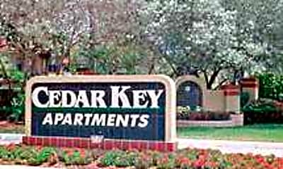Cedar Key Apartments, 2