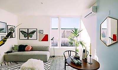 Living Room, 2850 Hannah St, 0