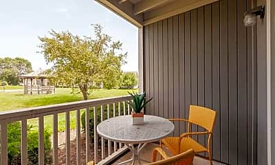 Patio / Deck, 8509 N Cosby Ave, 0