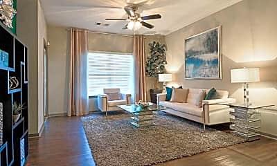 Living Room, Lexington at Champions, 1